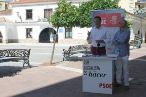 José Ortiz y Antonio Morales